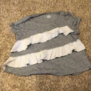 Flowy cotton shirt
